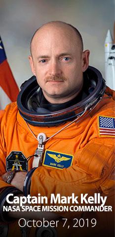 Captain Mark Kelly